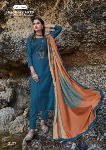 SHAHNAZ ARTS PANIHARI VOL 3 JAM COTTON SUITS BEST PRICE