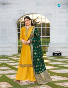 YOUR CHOICE BANARASI VOL 5 SALWAR SUITS AT BEST PRICE