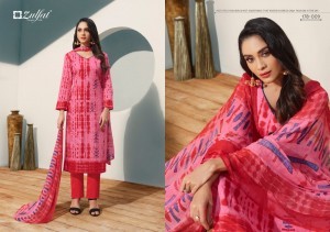 ZULFAT DESIGNER SUMMER FIESTA LATEST SUITS COLLECTION