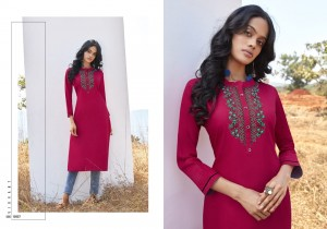 KAJREE FASHION LILY VOL 17 KURTIS COLLECTION