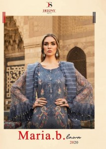 DEEPSY MARIA B LAWN 2020 PAKISTANI LAWN SUITS WHOLESALER