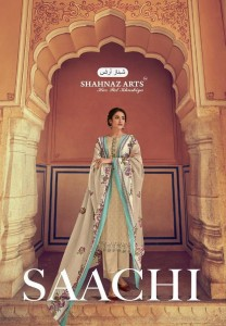 SHAHNAZ ARTS SAACHI  LATEST COLLECTION