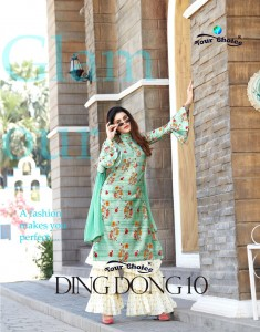 YOUR CHOICE DING DONG VOL 10 LATEST SUITS 2020