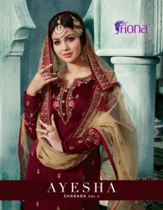 FIONA AYESHA SARARA VOL 5 AT CHEAPEST PRICE INDIA