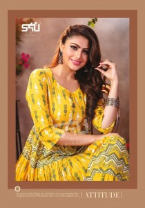S4U FLAIRY TALES VOL 3 FT301 TO FT308 SERIES KURTIS