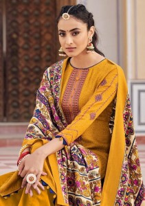 MUMTAZ ARTS JAMDANI PAKISTANI SUITS WHOLESALE