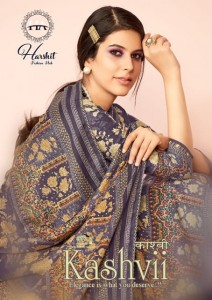 HARSHIT KASHVII SALWAR KAMEEZ LATEST CATALOGUE
