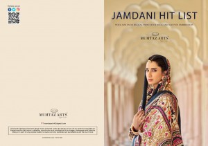 MUMTAZ ARTS JAMDANI PAKISTANI LAWN SUITS BEST PRICE