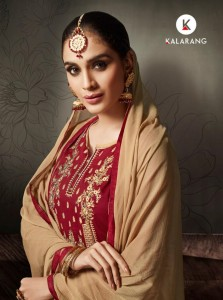 KALARANG BLOSSOM VOL 2 SILK COTTON SALWAR SUITS WHOLESALE CATALOGUE BUY ONLINE