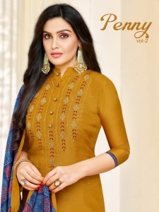 MOOF PENNY VOL 2  SALWAR KAMEEZ WHOLESALE