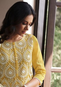FOUR BUTTONS PEARL VOL 2 KURTIS WHOLESALE