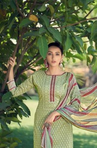 TANISHK AARNA 16101 TO 16108 PAKISTANI SUITS COLLECTION