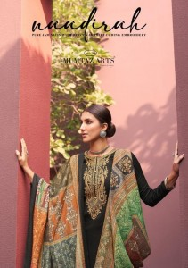 MUMTAZ ARTS NAADIRAH 1001 TO 1010 SALWAR SUITS WHOLESALE