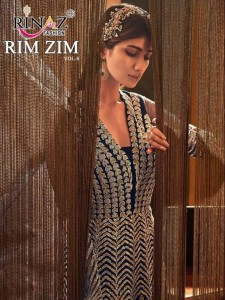 RINAZ FASHION RIM ZIM VOL 6 LATEST CATALOGUE