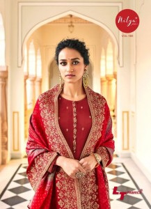 LT NITYA VOL 165 65001 TO 65006  SUITS ONLINE SHOPPING