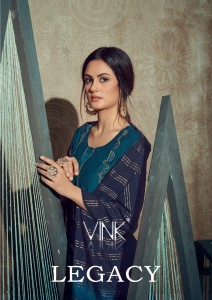 VINK LEGACY 1041 TO 1046 KURTIS COLLECTION