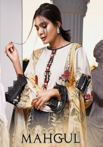 SHRADDHA MAHGUL PAKISTANI SUITS MANUFACTURER
