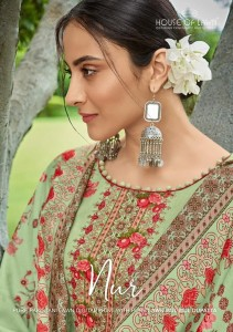 HOUSE OF LAWN NUR PAKISTANI SUITS MANUFACTURER