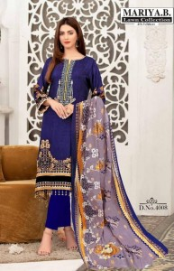 MARIYA B LAWN COLLECTION VOL 4 4001 TO 4010 KARACHI SUITS
