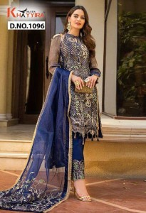 KHAYYIRA ALZOHAIB VOL 2 1095 TO 1098 PAKISTANI SUITS