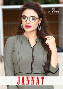 MITTOO JANNAT KURTIS WHOLESALE CATALOGUE ONLINE SHOPPING