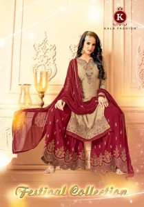 KALA FASHION FESTIVAL COLLECTION PAKISTANI SUITS AT WHOLESALE PRICE