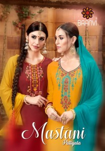 BAANVI MASTANI PATIYALA READYADE DRESSES WHOLESALE CHEAPEST PRICE