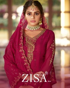 MEERA ZISA VOL 67 SALWAR SUITS CATALOGUE