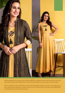 S4U HELLO JACKET VOL 2 WHOLESALE KURTI MANUFACTURER