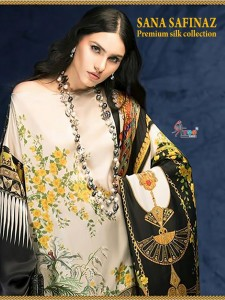 SHREE FABS  SANA SAFINAZ PREMIUM SILK COLLECTION PAKISATANI SUITS WHOLESALE