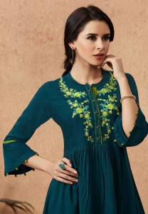 KAJREE FASHION MANDONNA VOL 3 RAYON KURTIS SUPPLIER