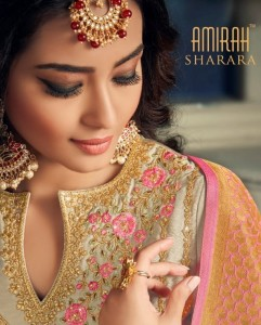 AMIRAH SHARARA  WHOLESALE INDIA