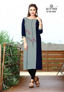 MITTOO DIGIT BUY KURTI ONLINE FOR CHEAPEST