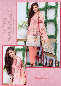 ANUM KARACHI COTTON SUITS AT LOWEST PRICE