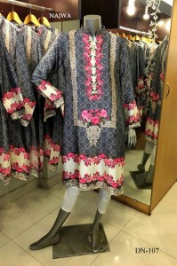 NAJWA DIGITAL PRINTS PAKISTANI SUITS