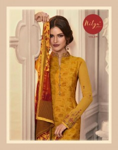 LT NITYA VOL 159 SALWAR SUITS DESIGNER CATALOGUE