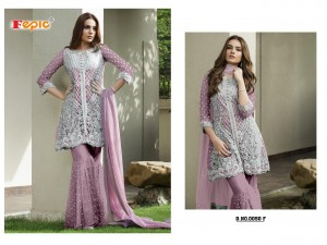 FEPIC ROSEMEEN SANOBER BLOCKBUSTER VOL 4.1 PAKISTANI SUITS WHOLESALE CHEAPEST