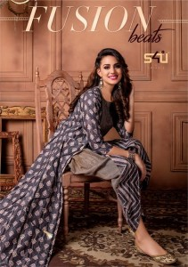 S4U FUSION BEATS KURTIS LATEST CATALOGUE WITH PRICE BY SHIVALI