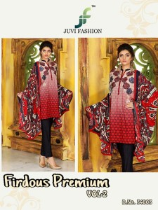 JUVI FASHION FIRDOUS PREMIUM VOL 2 WHOLESALE SURAT