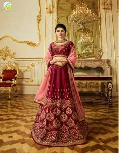 VINAY FASHION PRINCESS VOL 4 LEHENGA LATEST CATALOGUE WITH PRICE