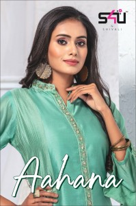 S4U AAHANA LATEST KURTIS CATALOGUE
