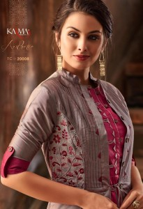 KARMA TRENDZ TUCUTE VOL 20 WHOLESALE KURTIS