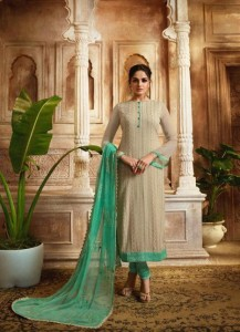 EKTA FASHION KHWAISH VOL 25  KARACHI SUITS WHOLESALE CHEAPEST PRICE