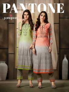 RANGOON PANTONE BY KAJREE FASHION AT BEST PRICE