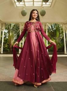 FIONA ZARA VOL 9 AYESHA TAKIA ANARKALI SUITS