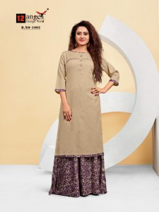 12 ANGEL ORCHID  BUY KURTIS ONLINE FOR CHEAP