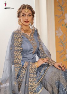EBA LIFESTYLE HURMA VOL 4 INDIAN WEDDING DRESSES FOR BRIDE WITH PRICE