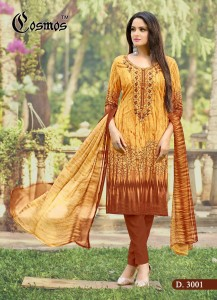 COSMOS FASHION ZAREEN VOL 1 PAKISTANI SUITS WHOLESALE SURAT CHEAPEST