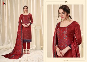 DEEPSY SUITS FLORENT 19 PASHMINA SUITS CATALOGUE AT WHOLESALE PRICE