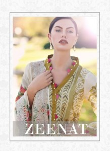 SHRADDHA DESIGNER  ZEENAT VOL 1  SALWAR SUITS WHOLESALER